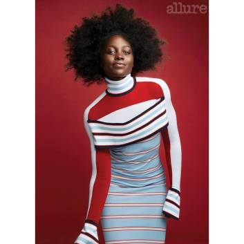 Lupita Nyong'o covers Allure (2)