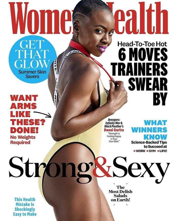 Danai_Gurira_covers_Womens_Health_Magazine