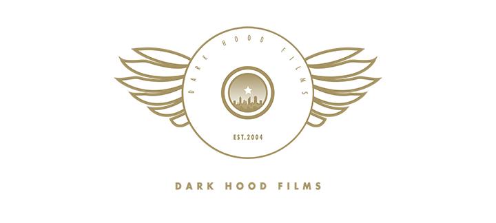 Dark Hood Films new logo