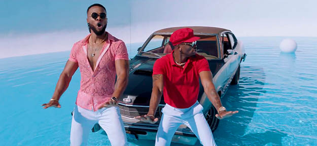 Flavour – Time to Party Feat. Diamond Platnumz